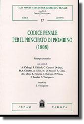 Codice penale per il Principato di Piombino (1808)