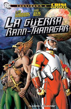 La guerra Rann/Thana...