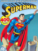Superman Jumbo Color and Activity Book