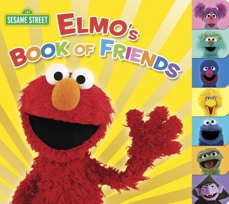 Elmo's Book of Frien...