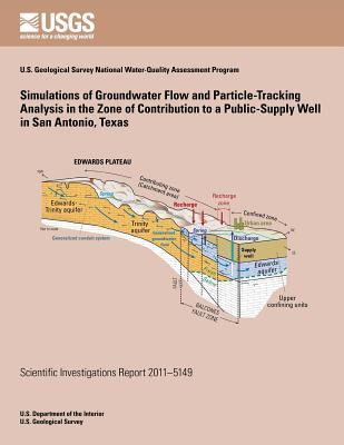 Simulations of Groundwater Flow and Particle-traking Analysis in the Zone of Contribution to a Public-supply Well in San Antonio, Texas