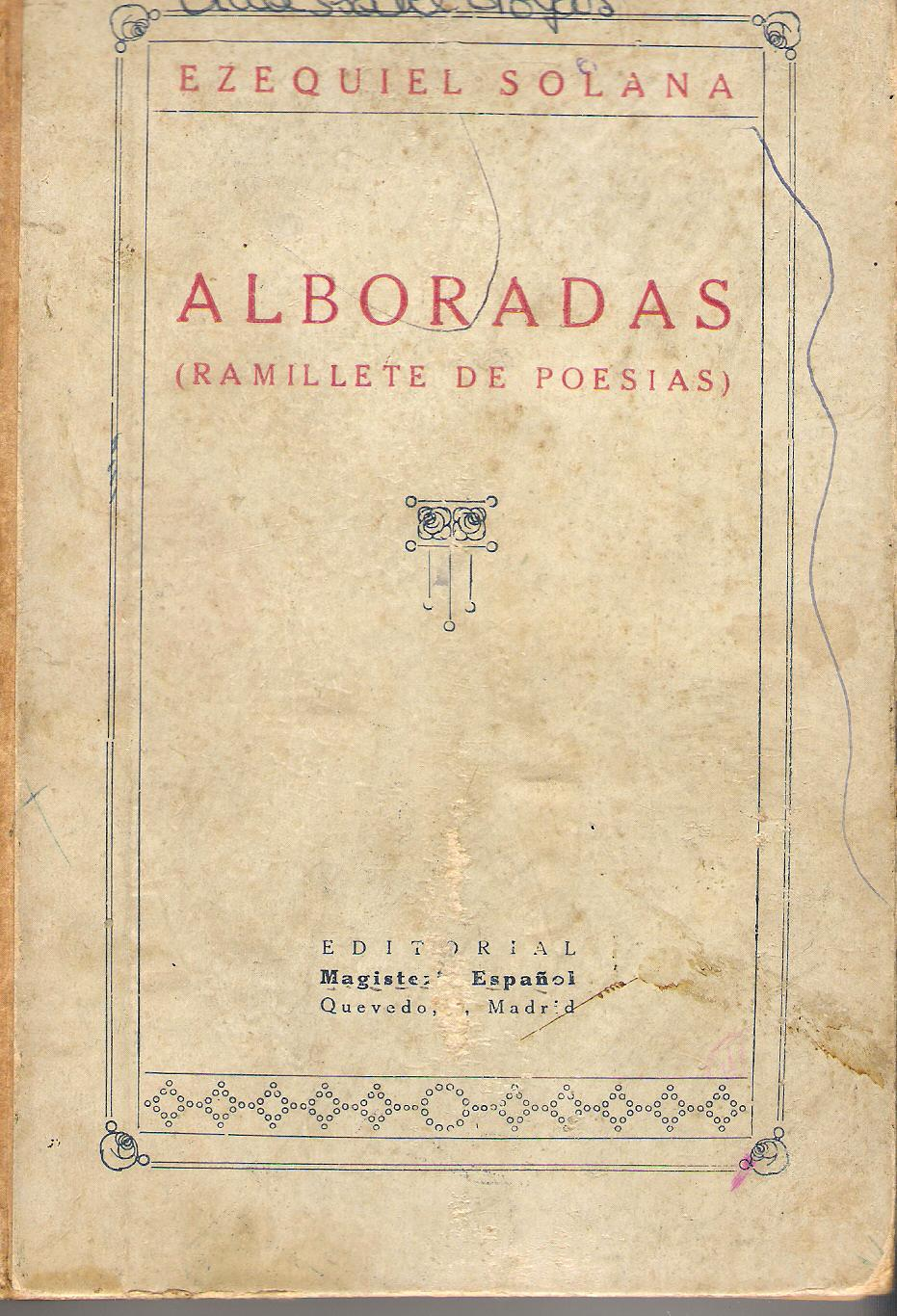 Alboradas