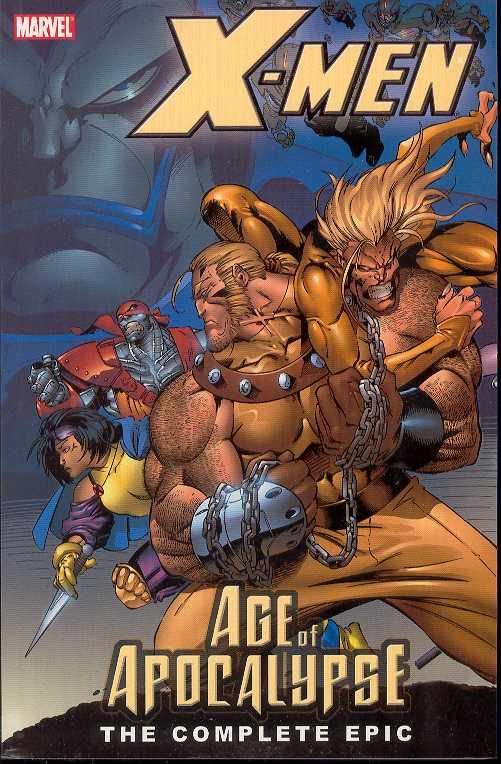 X-Men: AoA 1