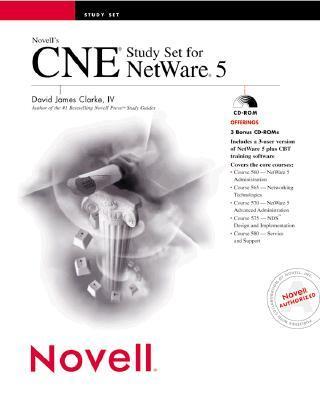Novell's Cne Study Set for Netware 5