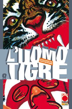 L'uomo Tigre - Tiger Mask vol. 9