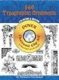 660 Typographic Ornaments CD-ROM and Book