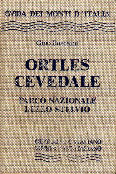Ortles Cevedale
