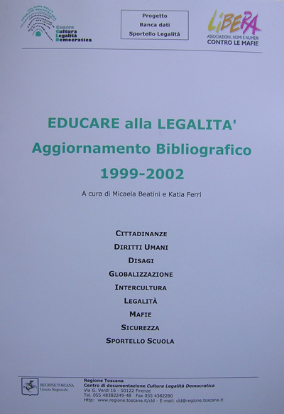 Educare alla legalit...