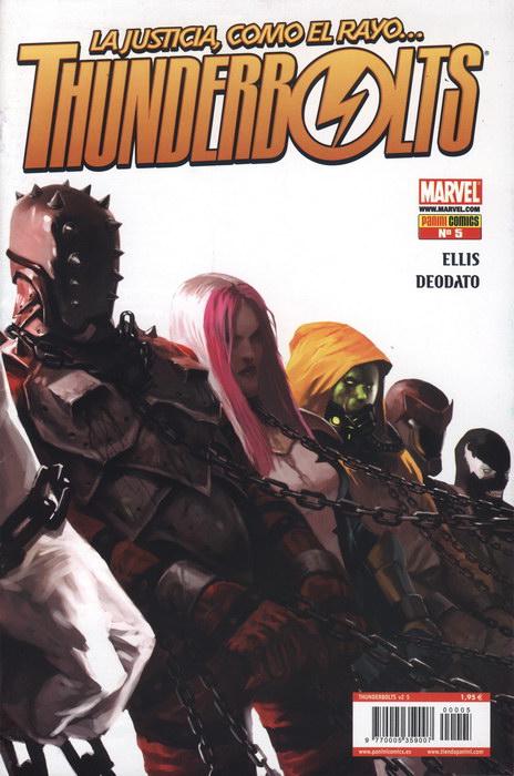 Thunderbolts Vol.2 #5 (de 24)