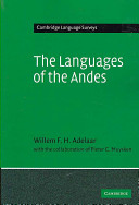 The Languages of the Andes