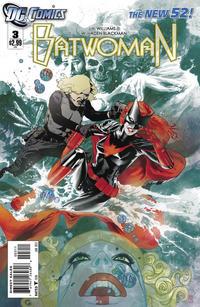 Batwoman Vol.2 #3