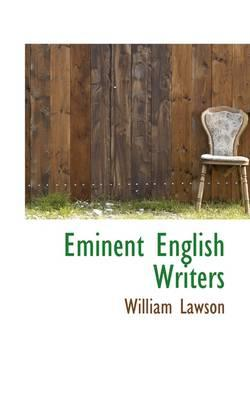 Eminent English Writers