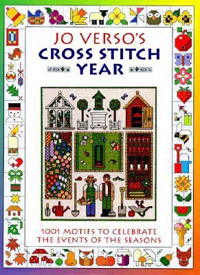 Jo Verso's Cross Stitch Year