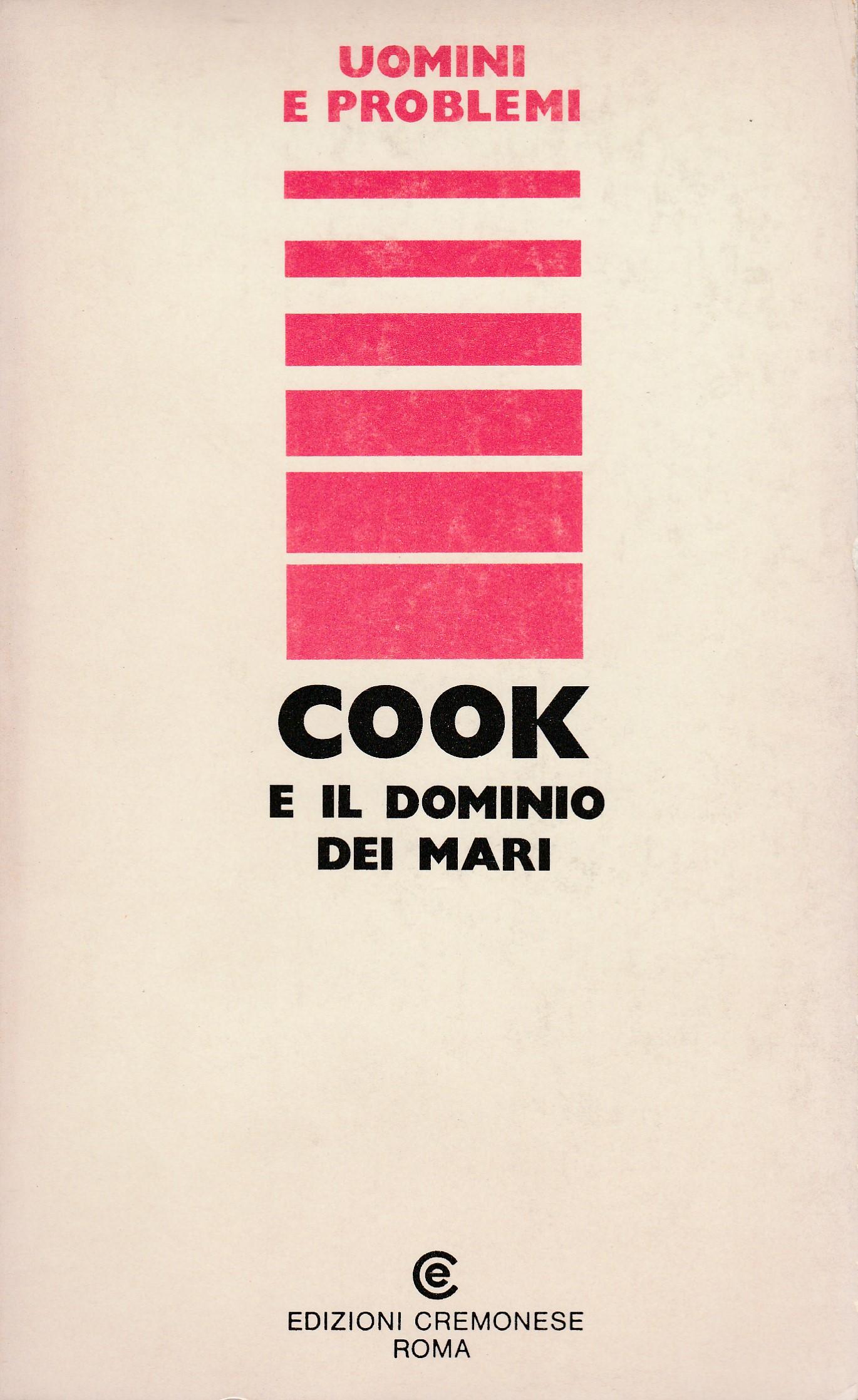 Cook e il dominio dei mari