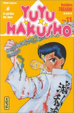 Yuyu Hakusho, Tome 11