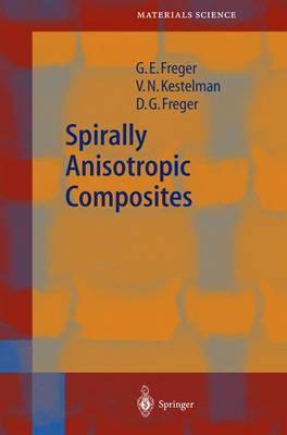 Spirally Anisotropic Composites