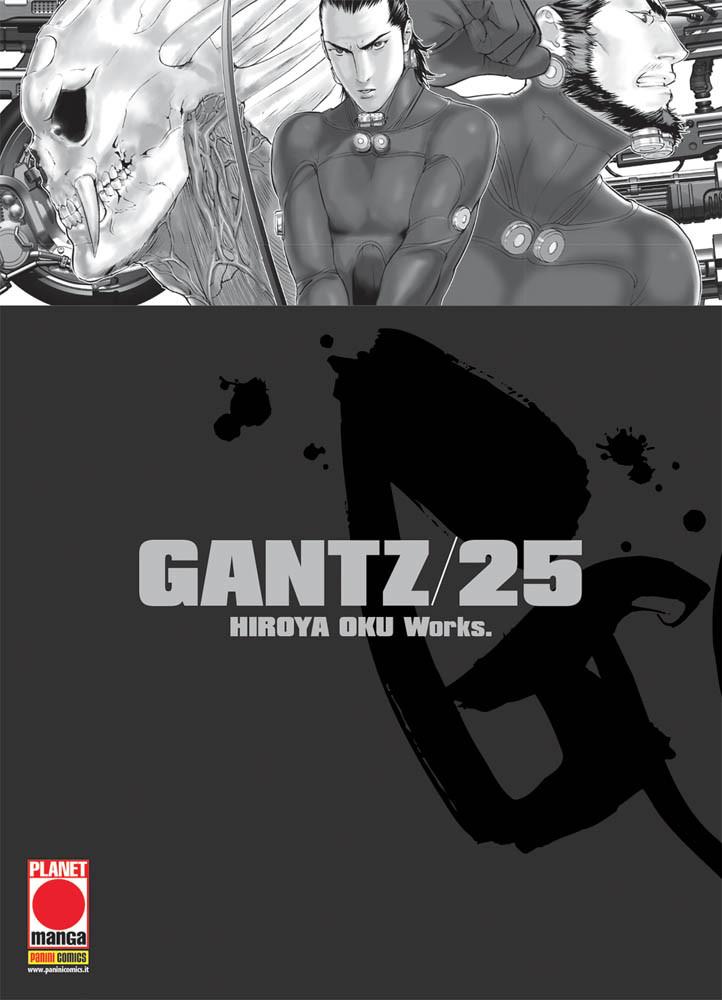 Gantz vol. 25