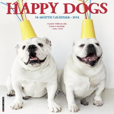 Happy Dogs 2018 Cale...