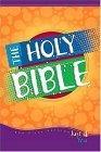 Icb Bible - Teen Cov...