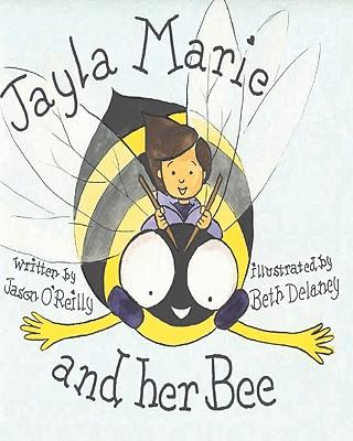 Jayla Marie and Her Bee