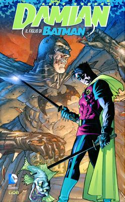 Batman: Damian, Il figlio di Batman
