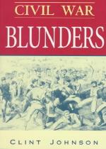 Civil War Blunders: ...