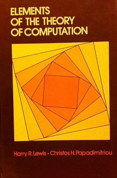 Elements of the Theory of Computation