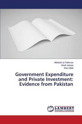 Government Expenditure and Private Investment
