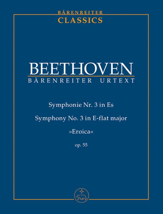 """Symphonie Nr. 3 in Es-Dur """"Eroica"""""""