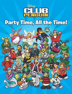Party Time, All the Time!