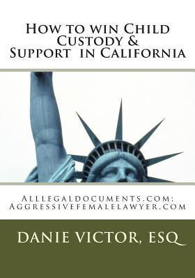 How to Win Child Custody & Support in California