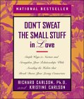 Don't Sweat the Smal...