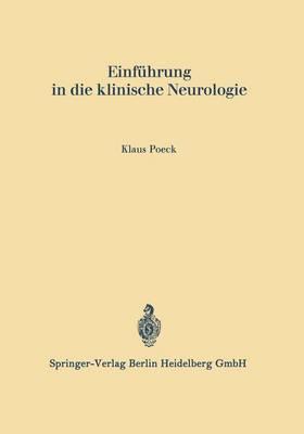 Einführung in Die Klinische Neurologie