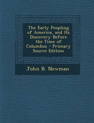 The Early Peopling o...