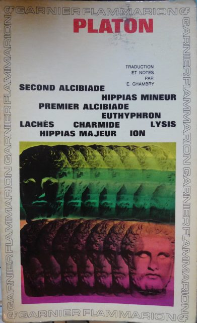 Second Alcibiade. Hi...