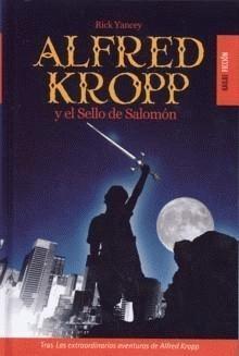 ALFRED KROPP Y EL SELLO DEL REY SALOMON