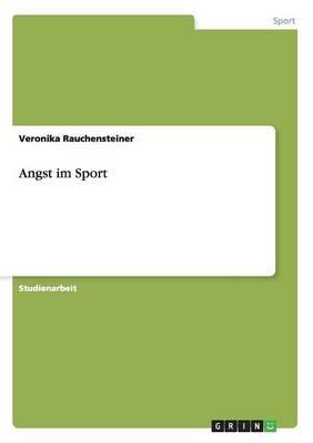 Angst im Sport