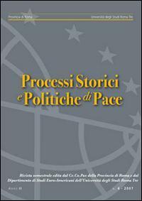 Processi storici e politiche di pace (2007)
