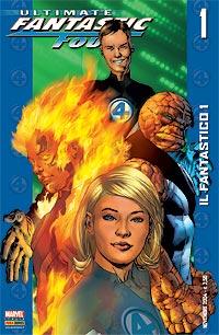 Ultimate Fantastic Four n. 1