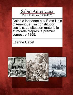 Colonie Icarienne Au...