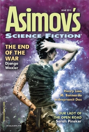 Asimov's Science Fiction, June 2015