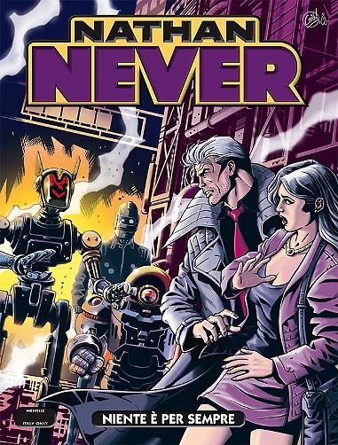Nathan Never n. 298