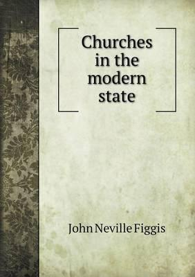 Churches in the Modern State