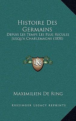 Histoire Des Germains