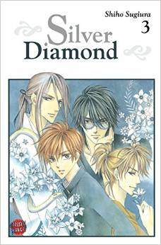 Silver Diamond, Band 3