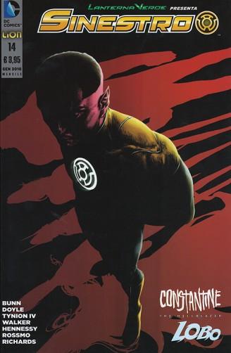 Lanterna Verde presenta: Sinestro n. 14