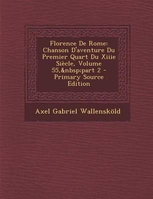 Florence de Rome