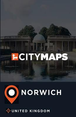 City Maps Norwich United Kingdom
