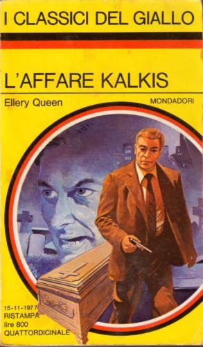 L'affare Kalkis