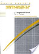 Modern Concepts in Jazz Improvisation